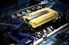 A work of art - Honda EK Hatch Spoon Design by w3i_yu, via Flickr