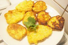 Recept voor maiskoekjes en tortilla
