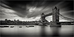 size: Stretched Canvas Print: Tower Bridge by Marcin Stawiarz : Using advanced technology, we print the image directly onto canvas, stretch it onto support bars, and finish it with hand-painted edges and a protective coating. Photography Contests, Photography Gallery, City Photography, Passion Photography, London Photography, Vintage Photography, Nature Photography, Stretched Canvas Prints, Framed Art Prints