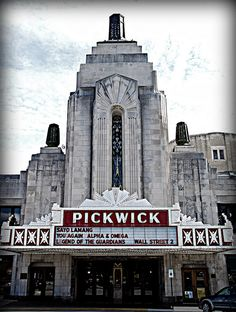 Pickwick Theatre, Park Ridge, Illinois