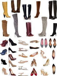 Shoes for Soft Dramatics