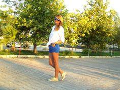 Fashion From Smyrna: Retro Revo Color Mirrored Lens Metal Aviator Sunglasses 1485