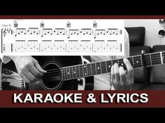 Wicked Game Acoustic Fingerstyle Guitar KARAOKE Playback James Vincent McMorrow