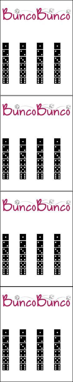 BUNCO Score Sheet | Scribd