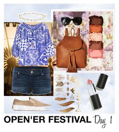 Opener festival 1 by piwowska-kaja on Polyvore featuring polyvore, fashion, style, KAS New York, True Religion, Makia, Lucky Brand, Roberto Cavalli, Robert Rose, Chanel, NYX, Sigma Beauty and clothing