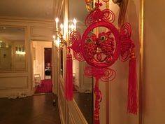 Chinese, Chandelier, Ceiling Lights, Lighting, Home Decor, Atelier, Light Fixtures, Ceiling Lamps, Chandeliers