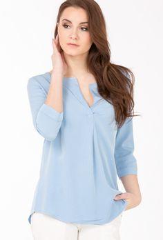 Wizytowa bluzka damska