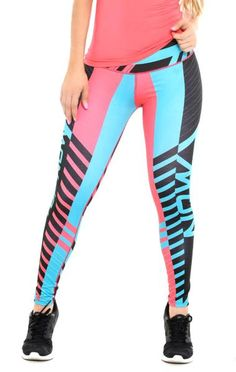 "Fiber - ""Non Stop Now"" Leggings – Roni Taylor Fit"