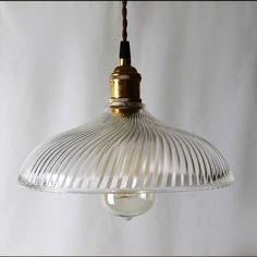 ¥ 99【KC灯具】loft工业复古咖啡厅餐厅吧台过道美式玻璃灯罩黄光吊灯-tmall.com天猫