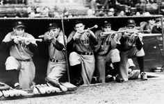 New York Yankees Murderers' Row (1927)