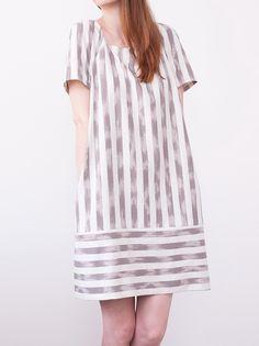 KATOO - šaty pruhované
