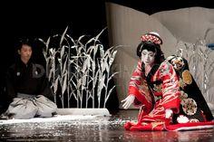 Oyama Japanese Theatre | Kabuki Theater Role In Japanese Society