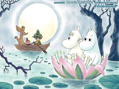 .. Les Moomins, Tove Jansson, Moomin Valley, Sketch 2, Old Cartoons, Little My, Fairy Tales, Concept Art, Character Design