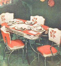 Kitchen Table 1952