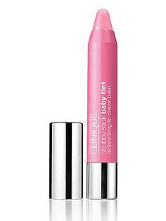 Clinique Chubby Stick Baby Tint Moisturizing Lip Colour Balm