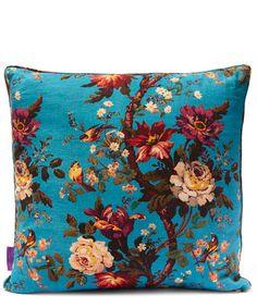 Liberty Art Fabrics Lady Kristina in Parasol Linen Cushion