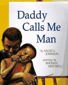 Cover image for Daddy calls me man