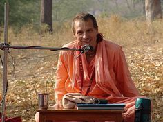 VRINDAVAN DIARY 2014 By Sacinandana Swami I am sitting here in Vrindavan and many realisations have come forth to me. The most stunning one up till now is that Krishna is really here. He is real! And...