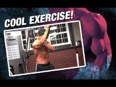Awesome #Shoulder Exercise (HITS THE ABS TOO!)