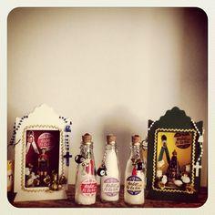 Andar com fé + Patuá + Cultura Popular + Loja Mosaico de Ideias - Instagram photo by @mosaicodeideias