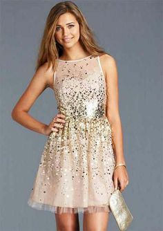 8th Grade Formal Dresses (2012) I like all of these except the ...