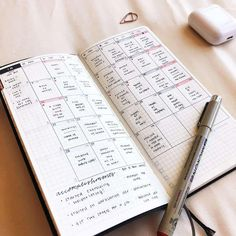 """Looking for a really lovely way to create """"a line a day"""" in your bullet journal? Well here's 45 gorgeous examples increasing your self esteem though gratitude Bullet Journal Key, Bullet Journal Spread, Bullet Journal Ideas Pages, Bullet Journal Inspiration, Bullet Journals, Monthly Planner, 2015 Planner, Blog Planner, Planner Ideas"""
