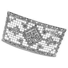 1950s Tiffany & Co. Diamond Platinum Pin Brooch