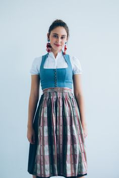 Trends 2018, Ludwig Therese, Traditional, Clothes For Women, Clothing, Stuff To Buy, Inspiration, Vintage, Dresses