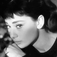 BlackCupcakeKitty, Audrey Hepburn, those beautiful eyes!