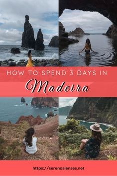 Spending 3 days in Madeira? This blog shows you the best things to do in Madeira as well as where to eat, where to stay and how much Madeira costs. #Madeira #Portugal #Travelitinerary #Madeiratravel