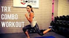 workout trx - YouTube
