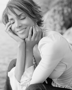 I'm inspired by Halle Berry and she has recently become my obsession. I will be very good friends with her one day :)