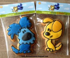 The Cookie Studio: Woezel en Pip koekjes