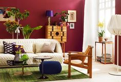 5 sätt att möblera med mattor