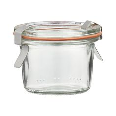 Weck 2.7 oz. Canning Jar | Crate and Barrel