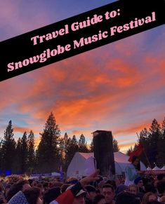 Everything you need to know about Snowglobe Music Festival! Cata, Snow Globes, Travel Guide, Music, Tourism, Musica, Musik, Muziek, Music Activities