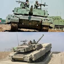 C1 Ariete con corazze amap IBD