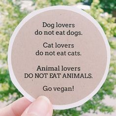 9 Stickers Dog lovers do not eat dogs Go vegan