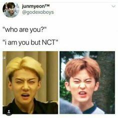 (notitle) - k-pop - Info Korea Meme Faces, Funny Faces, K Pop, Nct 127, Mean Humor, Z Cam, Xiuchen, Nct Life, Funny Kpop Memes