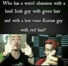So uh yeah but mark is from Hawaii