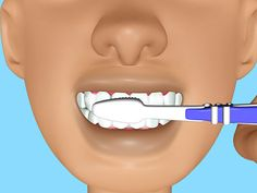 6 Ways to Get Whiter Teeth at Home - wikiHow #health