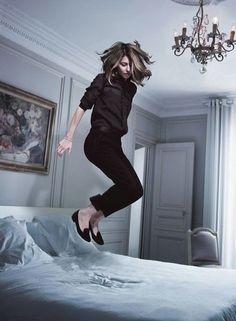 Jumpin' jumpin'.