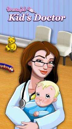 Dreamjob Kid's Doctor – My little hospital Games Family.: Dreamjob Kid's Doctor – My little hospital Games Family… Best Android Games, Free Android, Android Apps, Hospital Games, Bubble Games, Best Iphone, Best Apps, Family Games, Free Games
