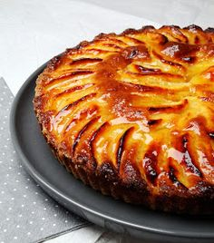 Les cahiers gourmands: Tarte aux pommes