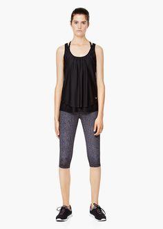 Fitness & Running - Camiseta confort sport
