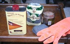 Great directions if you are looking for a method to restore antique finish safety and easily, Howard's Restor-a-Finish may be a perfect product for your project. Howard's products provide a quick fix to antique furniture finish and are easy to use, gentle on your antique furniture and yield outstanding results. How about a quick free demo? Just take a look at our Howard demo photos below.
