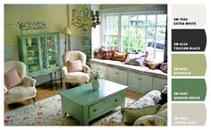French Country colours - Chip It! by Sherwin-Williams
