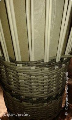 Поделка изделие Плетение Наплелось немного Трубочки бумажные фото 25