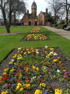 Walsall Arboretum, Walsall, West Midlands, England - my Mum was born in Walsall Beautiful World, Beautiful Gardens, Beautiful Places, Amazing Places, Midland School, Walsall, Birmingham England, Wildflower Seeds, Plants Online