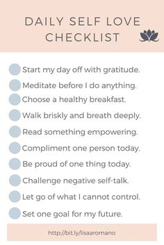 must become daily practices. Here is a short list of 10 things you can do EVERYDAY to help increase your ability to LOVE THE SELF! Please visit to learn more about and more. Vie Motivation, Fitness Motivation, Self Care Activities, Negative Self Talk, Self Healing, Self Care Routine, Self Love Quotes, Care Quotes, Narcissistic Abuse